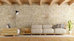 Sofá de pallet: tudo sobre esse móvel estiloso, funcional e econômico