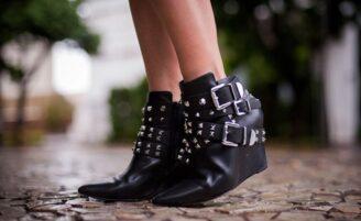 Botas de cano curto: como criar looks confortáveis e estilosos com o calçado