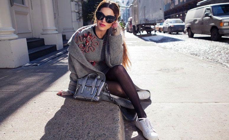 b7cd0cd4fb Confira dicas de looks para diferentes ocasiões com a combinação queridinha  do momento entre as fashionistas