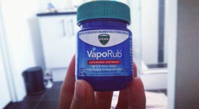 7 usos inusitados e úteis do Vick Vaporub que você não conhecia