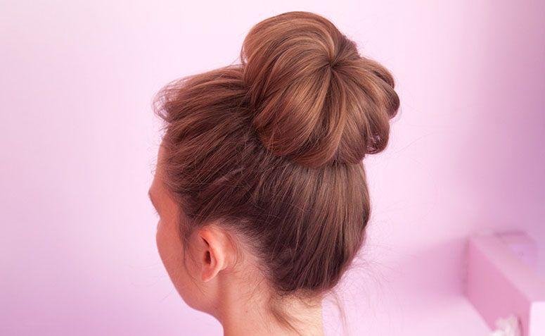 coque de cabelo 50 estilos diferentes para você fazer passo a passo