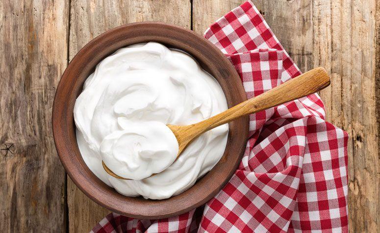 Resultado de imagem para iogurte caseiro de coco