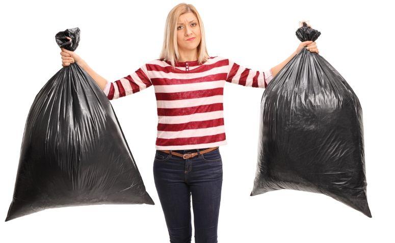 5 Boas Razões Para Não Ter Uma Lixeira Embutida No Armário