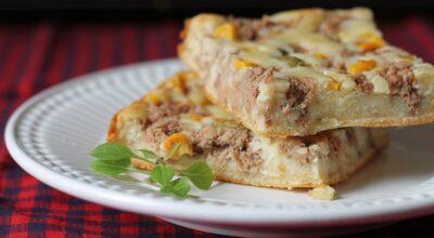 30 receitas de torta de atum para uma refeição prática e saborosa