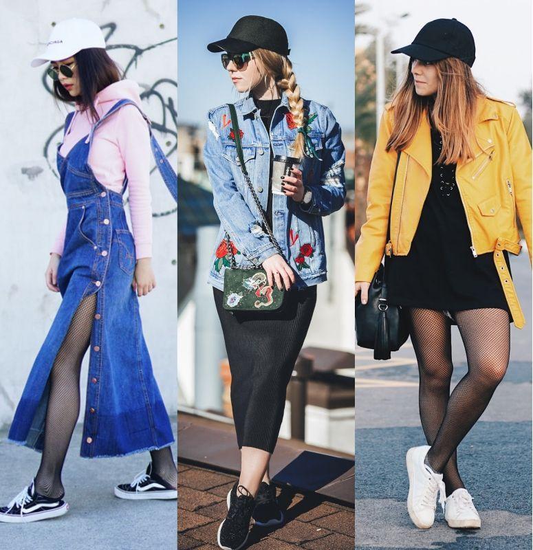 """O boné irá quebrar um pouco a feminilidade do vestido e dar um toque mais  urbano e fashionista no look. """"Para harmonizar o boné com o vestido d0c41f267a9"""
