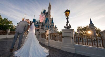 Casamento na Disney: saiba como ter um conto de fadas na vida real