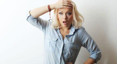 """10 sinais de que você sofre da """"síndrome do desastrado"""""""