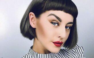 Charcoal hair: a cor ideal para renovar o visual com discrição e estilo