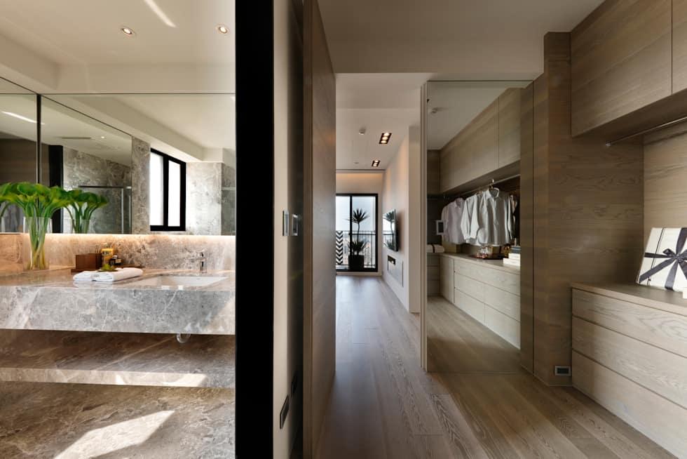 Closet Com Banheiro 50 Inspira 231 245 Es Para Adotar Essa