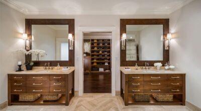 Closet com banheiro: requinte e praticidade para seu lar