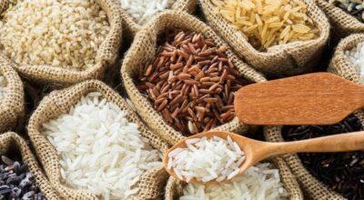 Quais são as diferenças entre arroz branco, parboilizado e integral?