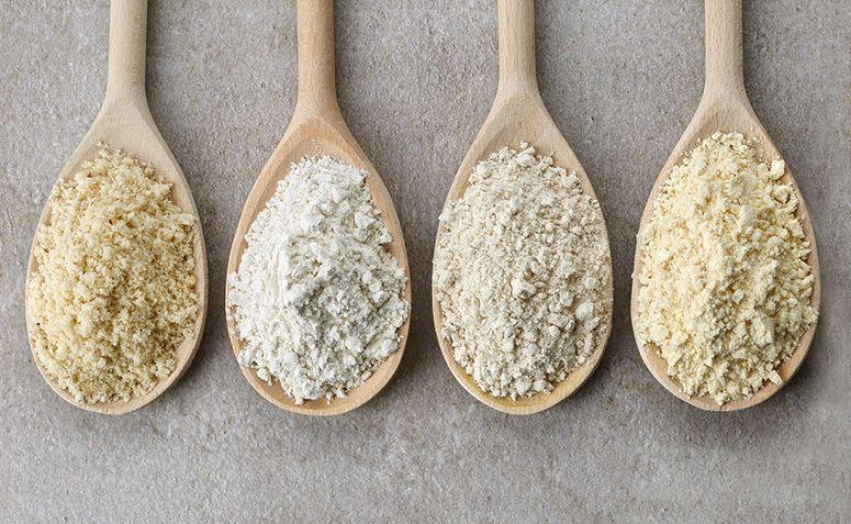 9 opções de farinhas low carb para incluir no seu cardápio