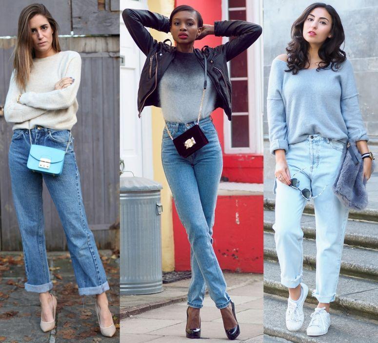 11a7d4701 Carajas O Jornal - Mom jeans  aprenda a usar essa peça que une ...
