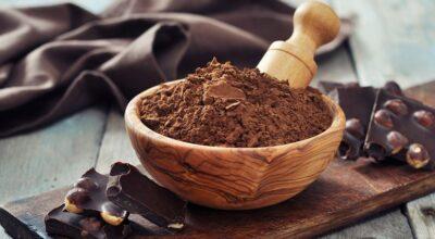 Alfarroba é menos calórica que chocolate e benéfica para a saúde