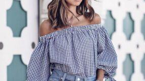 Como compor looks criativos com blusa ciganinha