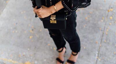 """50 vezes em que um look total black foi muito além do """"pretinho básico"""""""