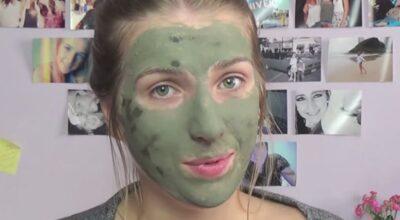 Aprenda a fazer uma máscara de argila caseira que limpa, revigora e trata a pele