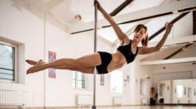 8 razões para você começar a praticar pole dance