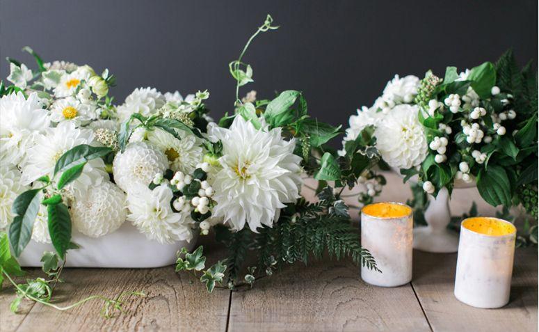 Flores para casamento conhe a as melhores op es para for Plantas baratas
