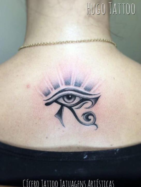 Tatuagem Olho De Horus Conheça Seus Significados E Inspire Se