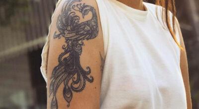 Força e renascimento: se inspire com essas 55 tatuagens de fênix femininas