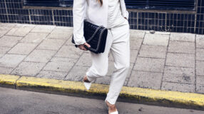 Look branco: aposte na elegância do total white