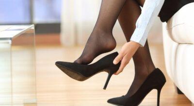 5 motivos para você tirar o sapato antes de entrar em casa