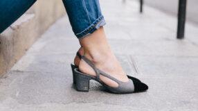 Sapato slingback: o toque de elegância e conforto que o seu look precisava