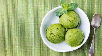 Sorvete detox: aprenda como fazer sorvete de massa com suco verde