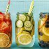 Água aromatizada: 10 receitas detox para turbinar sua saúde
