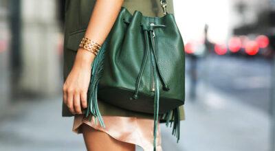 Bolsa saco: o modelo que é prático e também estiloso