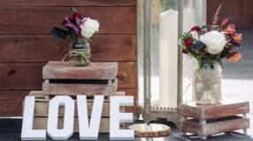 Letras decorativas: mais personalidade e charme para o seu lar