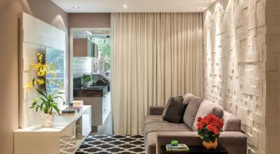 70 salas pequenas com muito estilo para você se inspirar