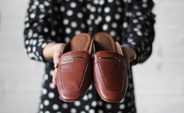 fea16fad30 Sapato Mule  como usar e criar um visual cheio de atitude