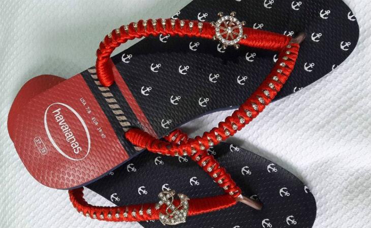 d497c00d8 Chinelos bordados para arrasar no verão com conforto e estilo