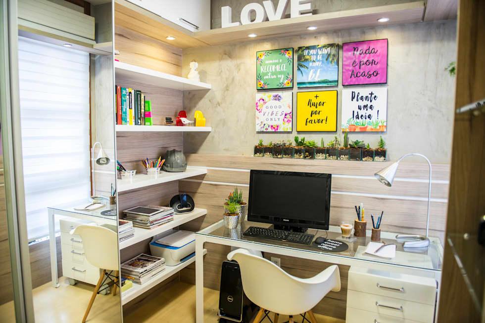 Decoraç u00e3o do home office 35 dicas para n u00e3o errar no design (FOTOS)