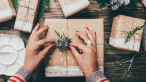 10 ideias de presentes de Natal DIY criativos gastando pouco