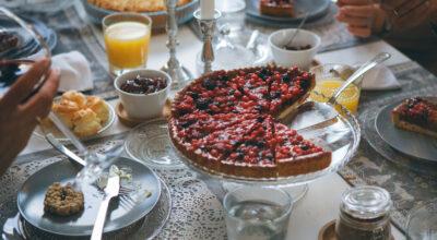 31 receitas de torta de Natal para celebrar os bons momentos