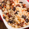 8 receitas de arroz à grega para uma refeição mais colorida e saborosa