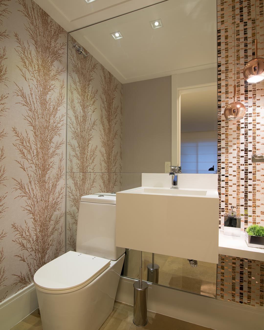 Inspira es de banheiros decorados para mudar o visual do seu folha de maring - Fotos de pisos decorados ...