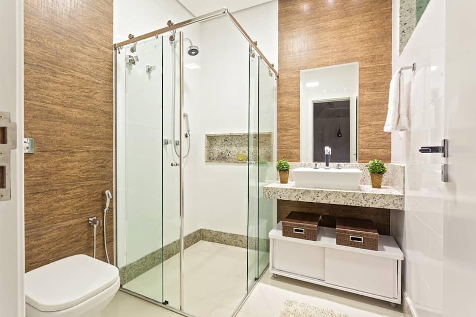 Banheiros Decorados 100 Ideias Elegantes Tend 234 Ncias 2020