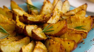 24 receitas de batata rústica deliciosas e práticas de fazer