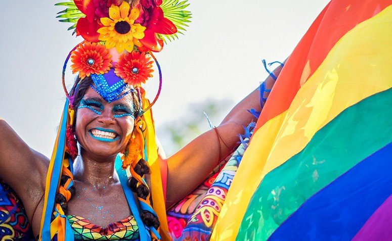 63d90b1f3 Fantasias de carnaval  40 ideias e tutoriais para cair na folia com estilo
