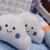 Quarto de bebê com tema nuvem: inspirações e dicas para decorar