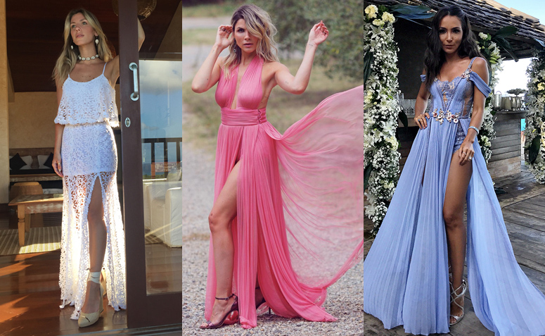 Vestido De Fenda Saiba Como Usar A Peça Para Compor Um Look