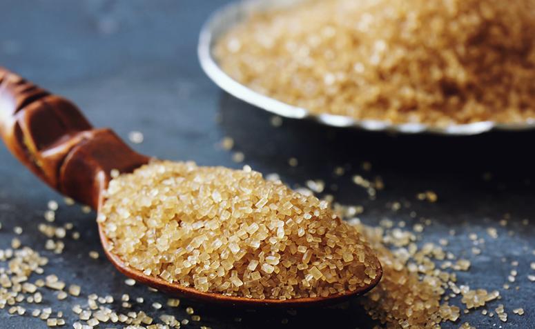 Açúcar demerara: vale realmente a pena? Especialista esclarece!