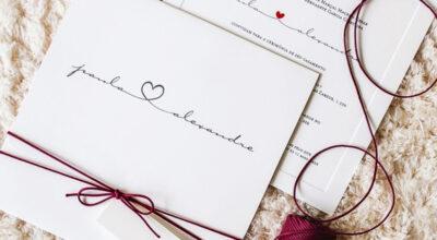 Convite para padrinhos de casamento: 40 inspirações incríveis para surpreendê-los