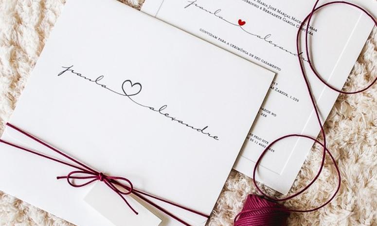 Convite Para Padrinhos De Casamento 40 Ideias Para Você Surpreendê Los