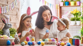 50 ideias para decorar a casa para a Páscoa e encantar toda a família