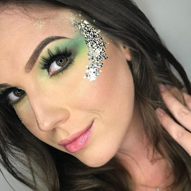 Resultado de imagem para maquiagem para carnaval